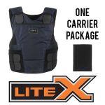 GH Armor Systems  GH-LITEX-IIIA-M-1 GH-LITEX-IIIA-M-1 LiteX IIIA LX02 Package (Male)