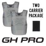 GH Armor Systems  GH-PRO-IIIA-M-2 GH-PRO-IIIA-M-2 Pro IIIA Package (Male)