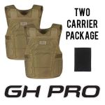 GH Armor Systems  GH-PRO-IIIA-N-2 GH-PRO-IIIA-N-2 Pro IIIA Package (Non-structured Female)
