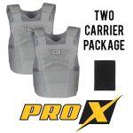 GH Armor Systems  GH-PROX-II-M-2 GH-PROX-II-M-2 ProX II PX01 Package (Male)