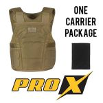 GH Armor Systems  GH-PROX-IIIA-N-1 GH-PROX-IIIA-N-1 ProX IIIA PX02 Package (Non-structured Female)