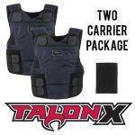 GH Armor Systems  GH-TALONX-II/2-M-2 GH-TALONX-II/2-M-2 TalonX II/2 TX02 Package (Male)