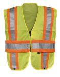 Gerber Outerwear 50V8/L, Vision Quest Vest ANSI 107 Class II / ANSI 207