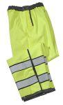 Gerber Outerwear 70D3/L, Pro Dry Reversible Rain Pant - ANSI 107 Class E
