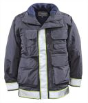 Gerber Outerwear 70M1, Medix 3 In 1 Parka Silver Trim w/ Lime Edging