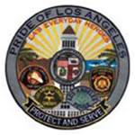 PRIDE OF LOS ANGELES - 12 Circle Emblem