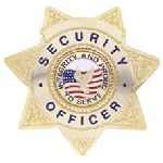 Hero's Pride 4125G SECURITY OFCR - Star w/INTEGRITY - Traditional - Gold