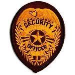 Hero's Pride 5117 SECURITY OFFICER - Dark Gold/Brown