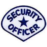 Hero's Pride 5140 SECURITY OFFICER - Royal Blue/White
