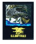 Hero's Pride 8419 U.S. Navy Seals - 4-1/8 X 5