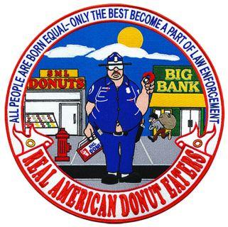 "Hero's Pride 8464 Donut Eaters - 12""Circle"