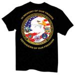 Hero's Pride 8815 Defenders Of Our Freedom - T-shirt