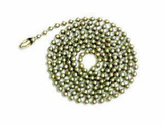 "Hero's Pride 9067 30"" Beaded Ball Chain"