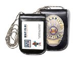 Hero's Pride 9130U Universal Magnetic Badge & Id Holder