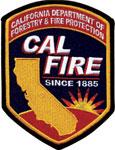 CAL FIRE - 3-7/8 x 5