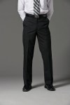 Male Flat Front Pants