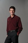 Male Open Placket Shirt