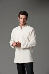 Male 6 Button Waiter Jacket
