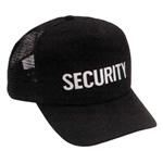 Hamburger Woolen Company Inc CAP1SBK Twill/Mesh Security
