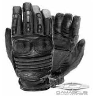 Hamburger Woolen Company Inc D90XB Extrication And Rescue Glove. Black