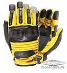 Hamburger Woolen Company Inc D90XY Extrication And Rescue Glove, Yellow