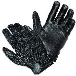 "Hamburger Woolen Company Inc CT250 Cooltac"" Police Duty Glove Black, Sm-Xxl"
