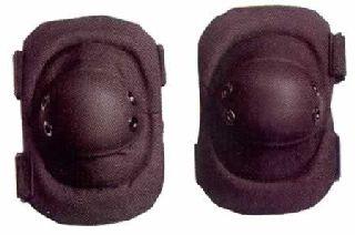 Hamburger Woolen Company Inc EP300 Centurion Elbow Pads Black