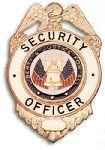 Hamburger Woolen Company Inc Hamburger Woolen Company Inc 804BJ Breast Badges with Liberty & Justice Seal