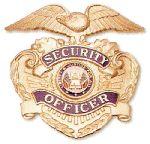 Hamburger Woolen Company Inc Hamburger Woolen Company Inc 9104 Cap Badge, Security Officer