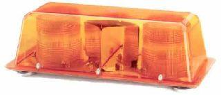 Hamburger Woolen Company Inc 9200SMQ Strobe Mini Bar Dash Lights