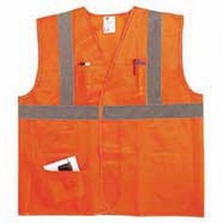 Hamburger Woolen Company Inc ANSI2 ANSI-II Safety Vests