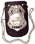 Hamburger Woolen Company Inc BNC-1 Badge 6neck Chain