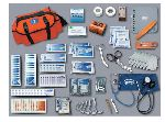 Hamburger Woolen Company Inc EMT850 Pro Response Complete, Orange Bag