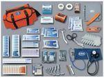 Hamburger Woolen Company Inc EMT851 Pro Response Complete, Navy Bag