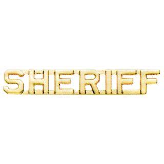 Hamburger Woolen Company Inc SHECB 1/4 Sheriff