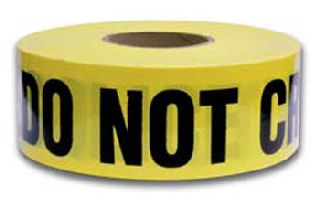 Hamburger Woolen Company Inc TAPE Tape: Do Not Cross
