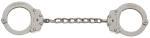 "Hamburger Woolen Company Inc PEER700-6X #700c-6x Nickel Finish Handcuff 6"" Chain"