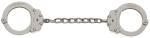 HW PEER700-6X #700c-6x Nickel Finish Handcuff 6 Chain