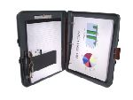 Hamburger Woolen Company Inc SA00482 Ring Mate Black 3 Ring Binder
