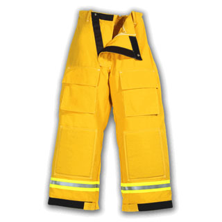 Kroll FIRE-DEX 6 OZ. NOMEX? IN YELLOW XL