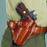 Kroll GALCO INTERNATIONAL COMBAT MASTER BELT HOLSTER