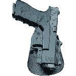 Fobus FO-GL26LH Glock 26/27 Paddle Holster Lh