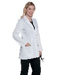 Landau 3033 Womens Antimicrobial Lab Coat