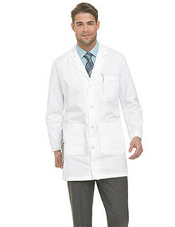 Landau 3124 Mens Lab Coat