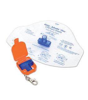 Landau 4056S Adsafe Face Shield Plus w/Keychain - Adc