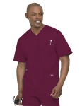 Landau 4065 Mens Stretch 4-Pocket Top