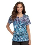 Landau 4132 Notch Neck Tunic