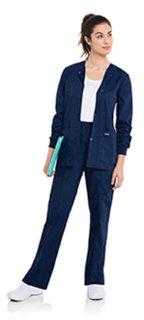 Landau 7525 Womens Warm-Up Jacket