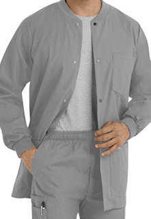 Landau 7551 Mens Warm-Up Jacket