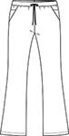 Landau 9905 Full Drawstring Pant With Back Yoke